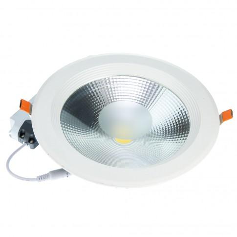 Spot LED incastrat Beta, 30W, lumina rece, 195 mm