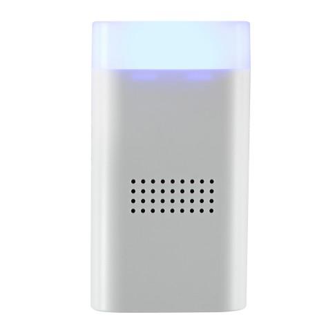 Sonerie fara fir DB 1502DC, LED, 8 melodii, 150 m, volum reglabil, alba