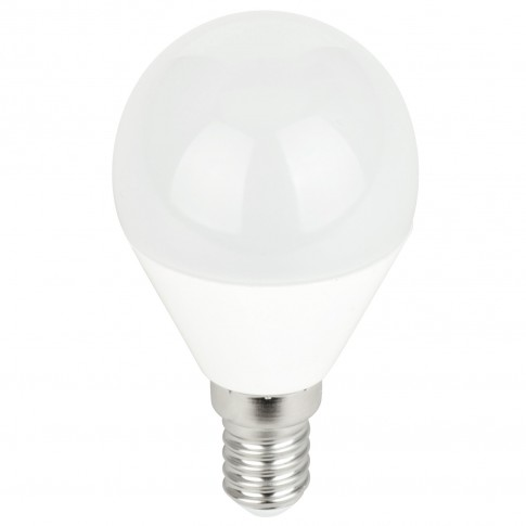 Bec LED Hoff mini G45 E14 7W 806lm lumina rece 6500 K