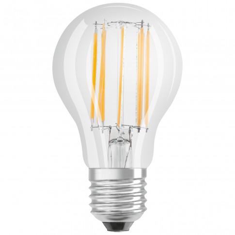 Bec LED filament Osram clasic A100 E27 10W 1521lm lumina calda 2700 K