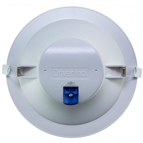 Spot LED incastrat Alfa, 25W, lumina rece