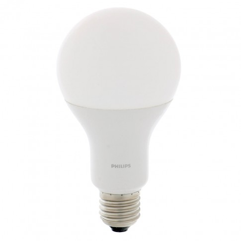 Bec LED Philips clasic A67 E27 17.5W 2500lm lumina neutra 4000 K