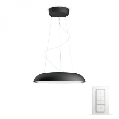 Suspensie LED Hue Amaze 4023330P7, 39W, lumina calda, neutra sau rece, alba