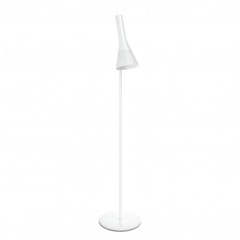 Lampadar LED Hue Explore 4300431P7, 1 x E27, 9W, lumina calda sau rece, 1735 mm, alb