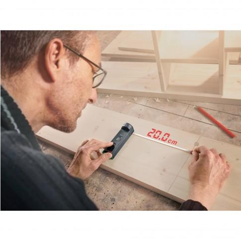 Telemetru cu laser, Bosch Zamo 3 Premium, 0603672701