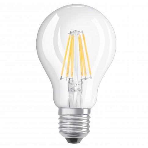 Bec LED filament Osram clasic A60 E27 6.5W 806lm lumina neutra 4000 K