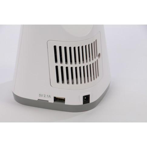 Veioza LED Air Hoff, 5W, cu ventilator