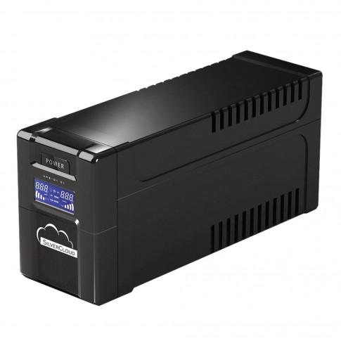 Sursa UPS 600VA / 360W PNI-SCP 600VA, sistem inteligent de monitorizare / control si diagnostic