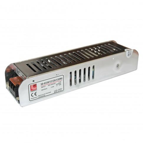 Transformator pentru LED 230V / 12V 120W AL