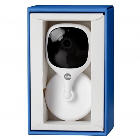 Camera IP 720P Yale SV-DF71-W EU, interior, alba