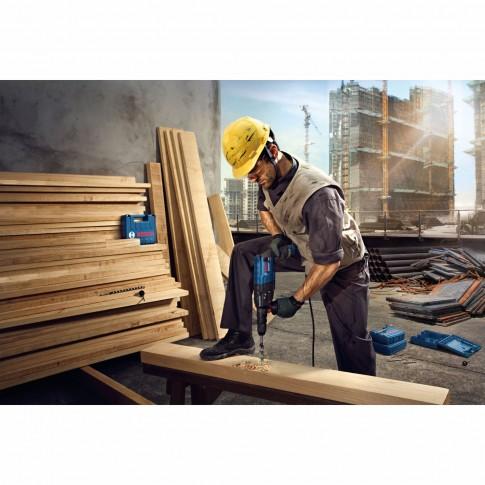 Ciocan rotopercutor cu 3 functii, Bosch Professional GBH 240 F, 790 W