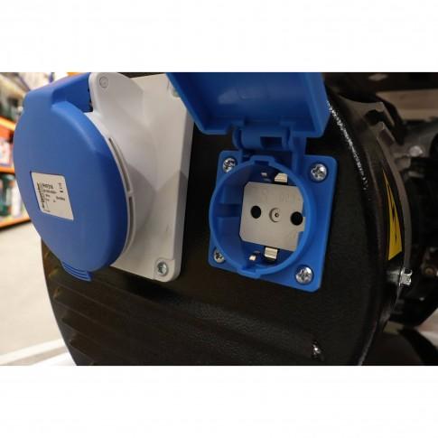Generator de curent, Pramac DES8100 Stage V, monofazic, 6 kVa