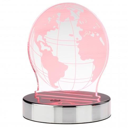 Veioza LED RGB Playlight 04-505, 3.5W, glob