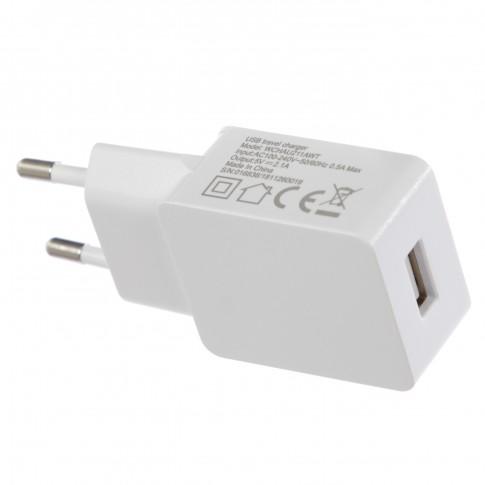 Alimentator USB WCHAU211AWT, 110-240V, 2.1 A