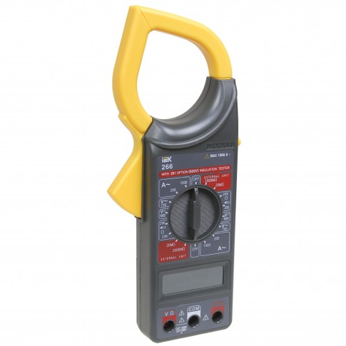 Clampmetru digital Expert 266 TCM-1S-266