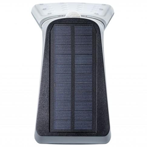 Aplica solara LED Fairy, 2W, 240 lm, lumina rece - 6500 K, cu senzor de miscare, IP65