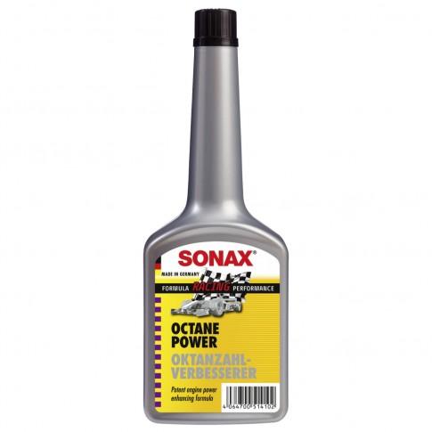 Aditiv auto pentru benzina, Sonax Octane Power, 250 ml