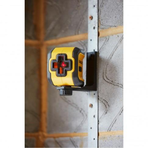 Nivela cu laser, cu linii in cruce, Stanley STHT77611, cu autonivelare, 10 m