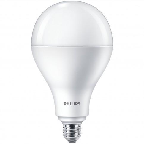 Bec LED Philips clasic A110 E27 28W 3450lm lumina rece 6500 K, mat