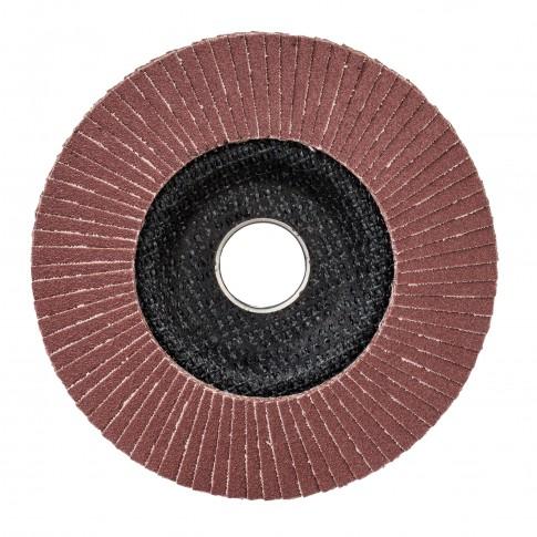 Disc lamelar frontal, pentru metal, Bosch Standard for Metal 2608603659, 125 x 22.23 mm, granulatie 120