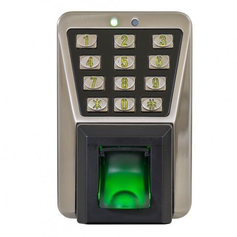 Sistem de acces biometric PNI FINGER 300, acces cu parola, cititor de amprenta si card electromagnetic