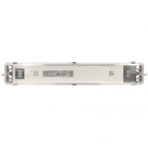 Corp iluminat Hepol pentru LED, 2 x 18W, 600 mm, IP65