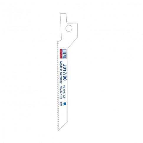 Panza fierastrau sabie, pentru metale, Wilpu 3017/90, 90 x 9 x 0.9 mm, set 2 bucati
