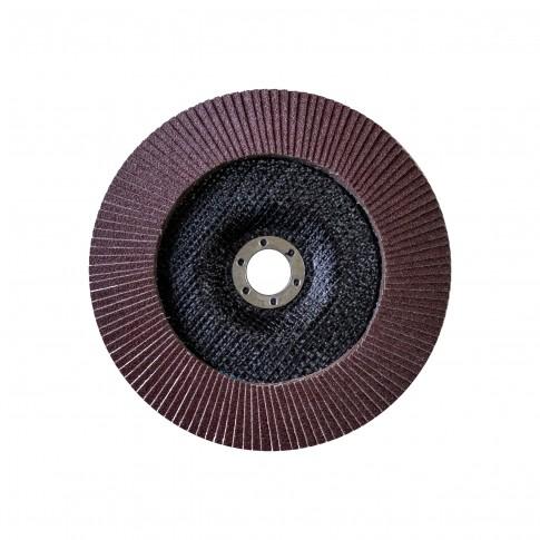 Disc pentru lustruire, Lumytools LT07997, 180 x 22 mm, granulatie 100, set 2 bucati