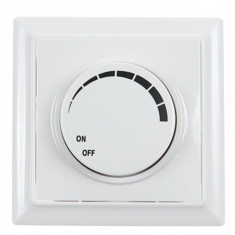 Variator de tensiune Hoff Soft, 60 - 300W, alb