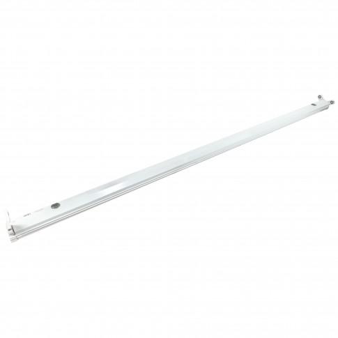 Corp iluminat Hepol Fly pentru tub LED, 2 x T8, 1200 mm, IP20