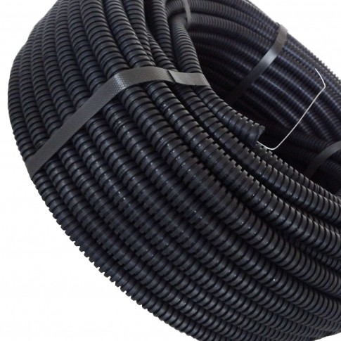 Copex PVC Total Plast, cu fir, D 16 mm, 320N, rola 50 m