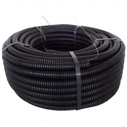 Copex PVC Total Plast, cu fir, D 20 mm, 320N, rola 50 m
