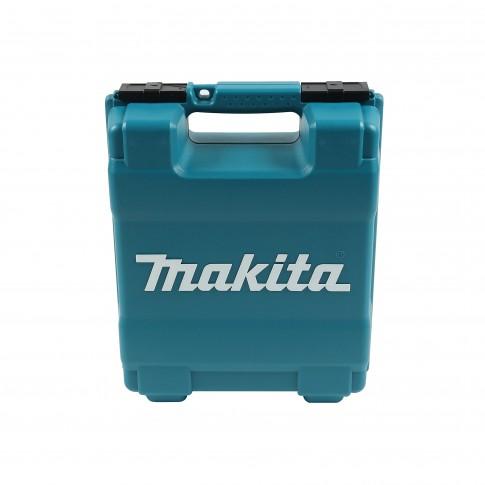 Masina de gaurit / insurubat, cu percutie, Makita HP488DWE, cu 2 acumulatori, 18 V, 1.5 Ah