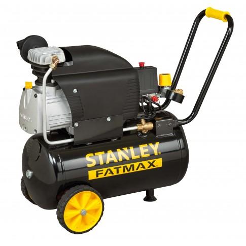 Compresor aer cu piston, cu ulei, Stanley Fatmax D 211, 1.5 kw, 2 CP, 24 litri