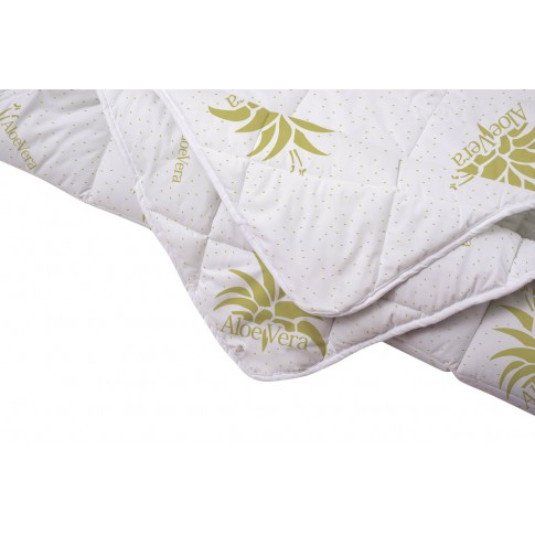 Saltea pat Bedora Relax Aloe + pilota + perne, 140 x 200 cm, cu spuma poliuretanica + memory, fara arcuri