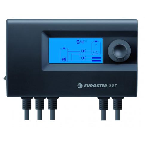 Controler Euroster 11Z, pentru pompa circulatie AT si pompa alimentare boiler cu acumulare ACM