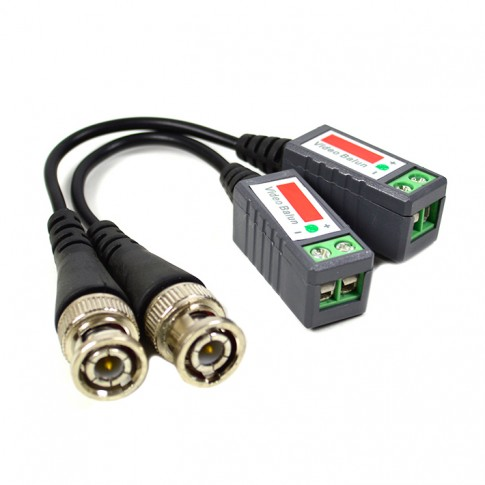 Adaptor video BALUN PNI-ACCTVVB - set 2 buc