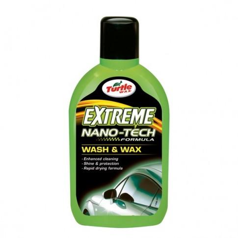 Extreme nano -tech wash & wax 500 ml