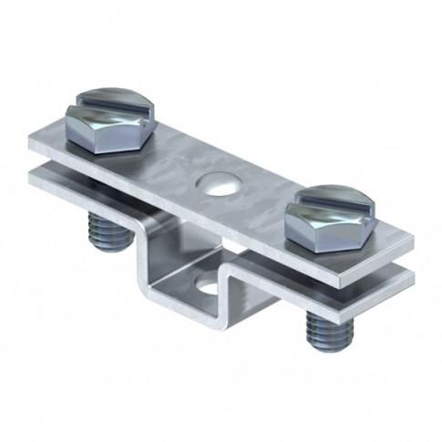 Brida de distantare pentru platbanda 40 mm 07 5032040