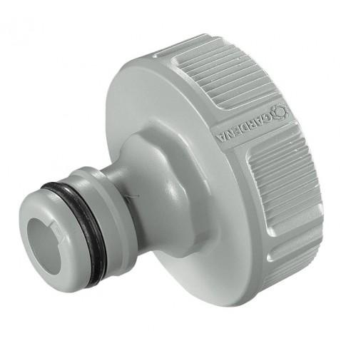 Conector robinet Gardena 18202 50, filet interior, plastic, 1 inch
