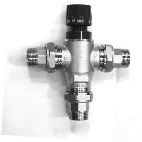 Ventil termoregulator 1 inch,   20 - 65 grade C, 148