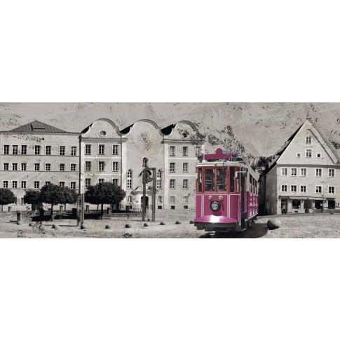 Decor faianta baie / bucatarie Stockholm mat bej 20 x 60 cm