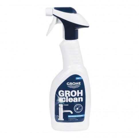 Solutie pentru baie si bucatarie, Grohe GrohClean 48166000, 500 ml