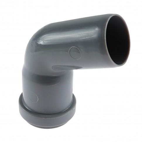 Cot PP HTB, pentru scurgere, D 40 mm, 67  grade