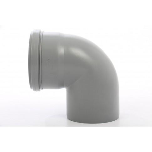 Cot PP HTB, pentru scurgere, D 110 mm, 87 grade