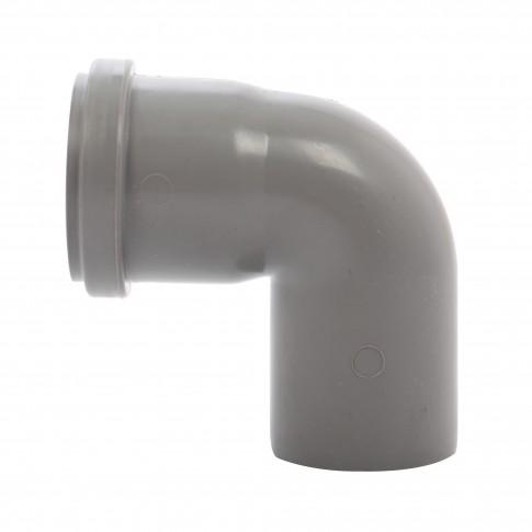 Cot PP HTB, pentru scurgere, D 32 mm, 87  grade