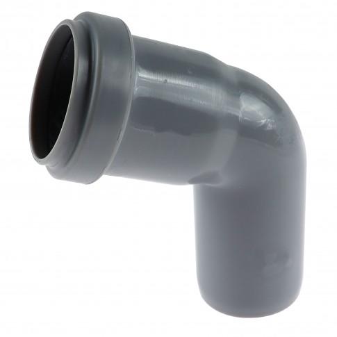 Cot PP HTB, pentru scurgere, D 50 mm, 67  grade