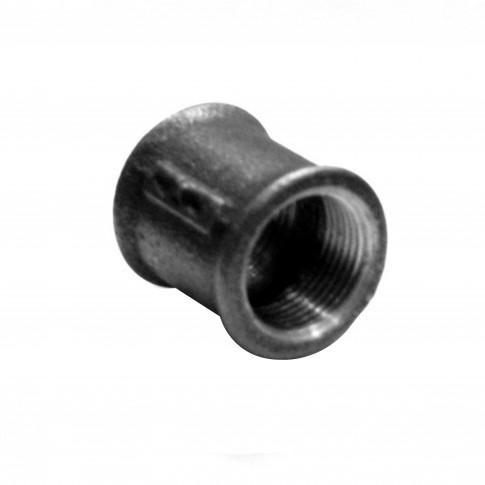 """Mufa fonta neagra, FI - FI, 1 1/4"""", 270"""