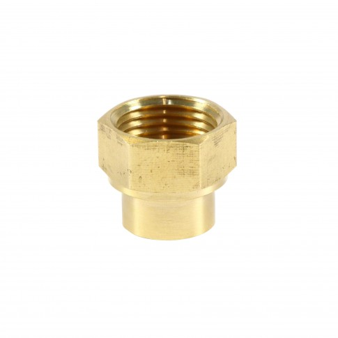 "Adaptor alama, interior-interior, 22 mm x 1/2"", 4270G"