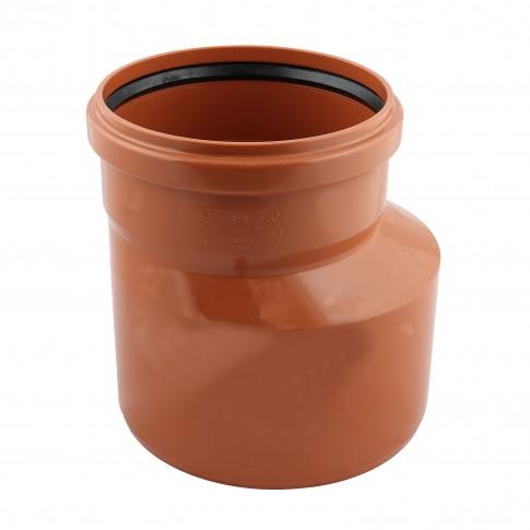 Reductie PVC cu inel, 125 x 110 mm